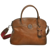 Sac Longchamp Saint-Honore marron