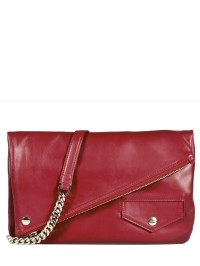 sac JP Gaultier bandouliere rouge