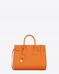 Petit sac de jour Yves Saint Laurent orange