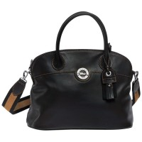 Sac Longchamp Saint-Honore noir