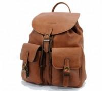 sac a dos femme cuir marron