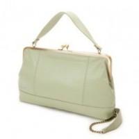 sac a main cuir blanc vintage